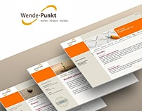 Corporate Design Wende·Punkt