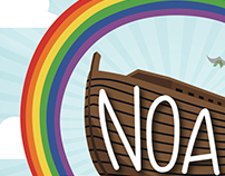 VBS Theme Design 2016: Noah