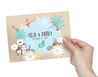 Wedding Stationery 2013-16