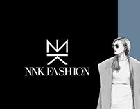 NNK FASHION - Brand Identity