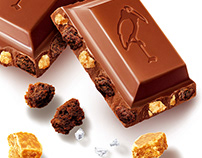 Mondelez Freia Chocolate Bars