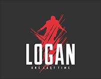 "Alternative poster ""LOGAN"""