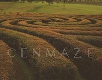 Font Design: Cenmaze