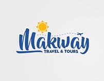 MAKWAY TRAVEL & TOURS [LOGO WORK]