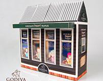 Godiva Chocolate Packaging Design
