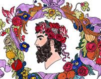 Masculine flora