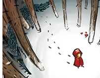 Little Red Riding Hood covers