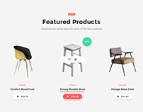 Freebie 01 | Products Display