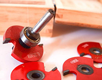A Guide to Router Bits for Woodworker
