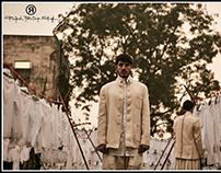Rajesh Pratap Singh - White series