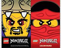 LEGO Ninjago Downloads