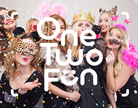 OneTwoFun branding