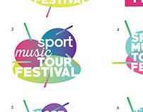 Logo / Sport Music Tour Festival