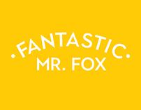 Fantastic Mr. Fox Credit titles Fan art