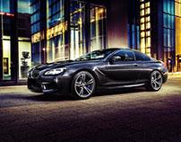 BMW M6 Night