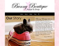 Bunny Boutique - Adopt & Shop