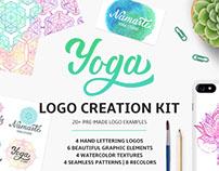 YOGA — Logo creation kit