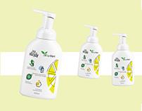 Detergent label \ 3