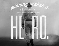 Hero: a tribute to Ayrton Senna