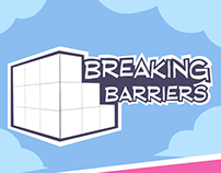 Breaking Barriers - App Mockup