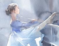 Ballet class III