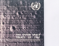 The Outer Space Treaty of 1967 - Pocket Book