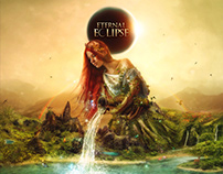 Fountain of Eternity - CD Cover Artwork