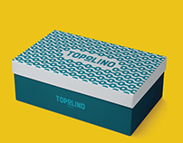 Topolino shoes Branding