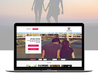 just4me.co.il - website design
