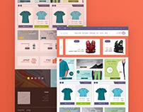 Dr-Sam web design UX/UI