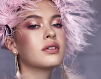 Beauty Comes In Pink SALYSÉ Mag | Ph: Estudio MRZ