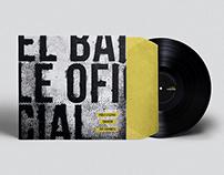 El Baile Oficial — Vinyl-EP