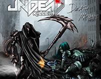 UndeaD Killer - Death Machine Single CVR