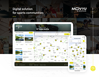 MOVYU by Decathlon – solution for sport communities