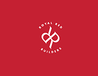 Royal Red Builders-Logo design