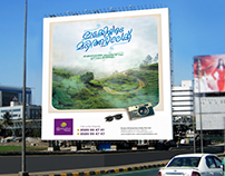 Emythri holidays Hoardings