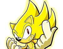 SS Sonic fan art