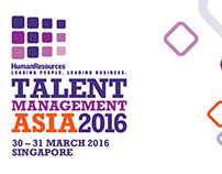 Talent Management Asia 2016