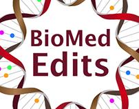 BioMedEdits Logo