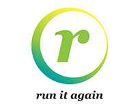 Run It Again Brand Identity