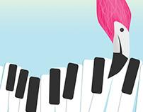 Poster Design | 23. Izmir Europen Jazz Festival