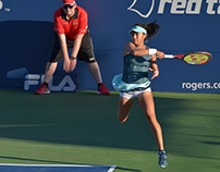 Rogers Cup WTA in Toronto