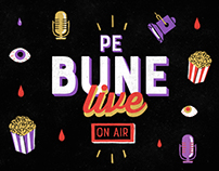 PE BUNE Live Animation and KV