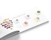 Branding Book : Breakfast In Bed