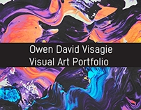 Visual Art Portfolio by Owen Visagie