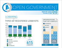 Open Government Infographic