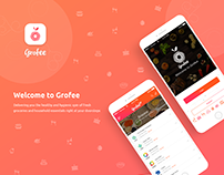 Grofee - Grocery Delivery App