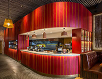 Recent restaurant interiors - architect moreno:masey