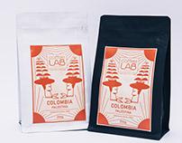Colombia Palestina coffee x Coffee LAB