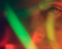 Neon Portrait